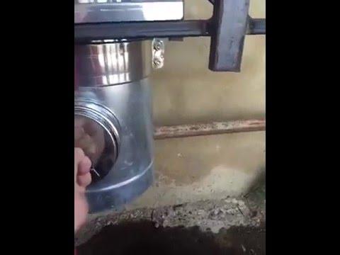 видео: Конденсат в дымоходе