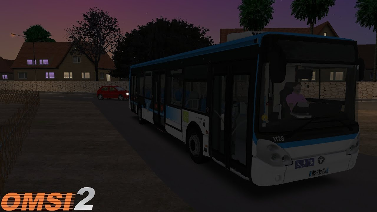 Download OMSI 2 #151: Marseille 2018   Ligne 1s   Irisbus Citelis