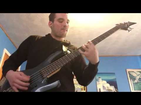 Download Shadow of Intent- The Invoking of the Execution of Worlds bass cover
