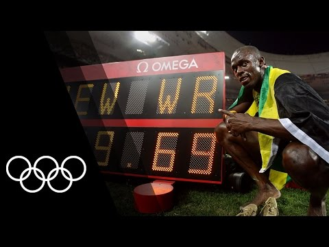 Bolt, Owens & Bailey - 100m Record Breakers