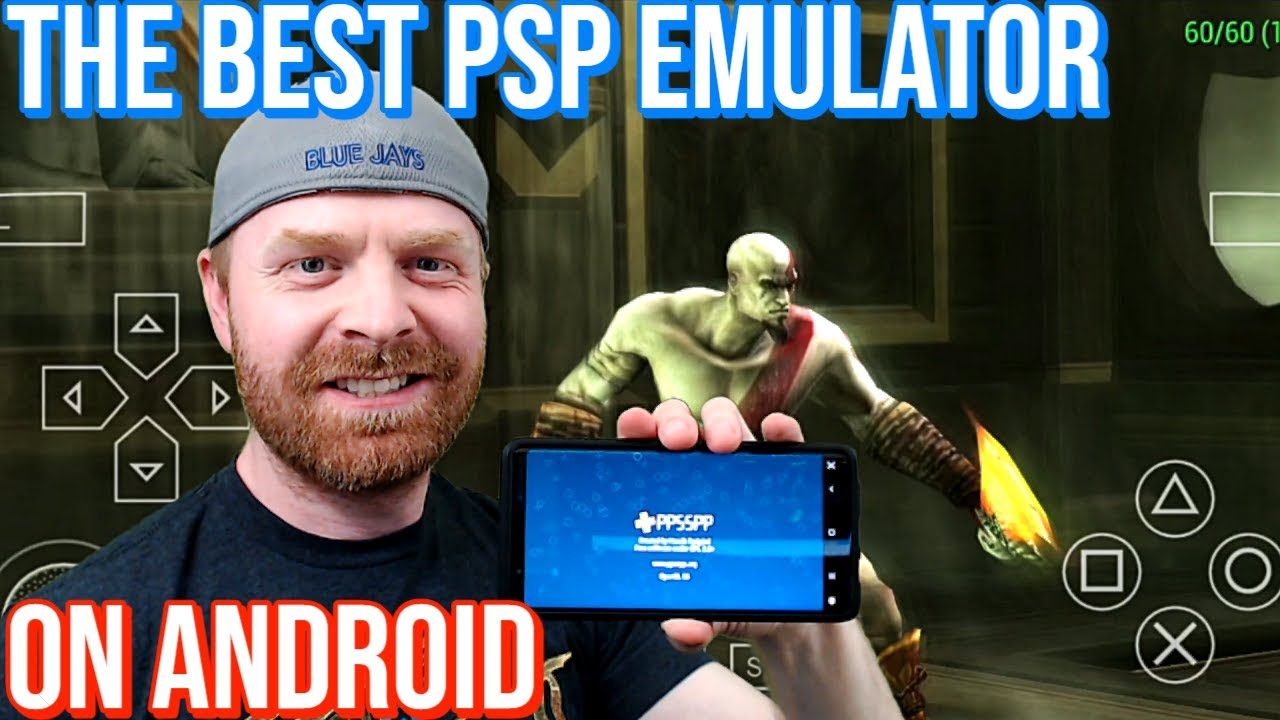 How To Play Psp Games On Android The Best Psp Emulator For