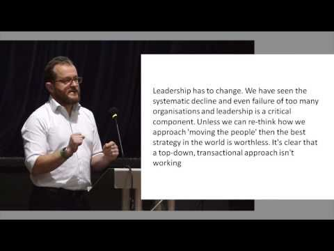 David Relph - Distributed Leadership and Strategy