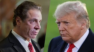 Cuomo Responds to Trump Tweets: 'Maybe He Should Get Up and Go to Work'