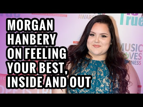 Beauty YouTube sensation Morgan Hanbery is here to make you laugh and look good (inside and out)