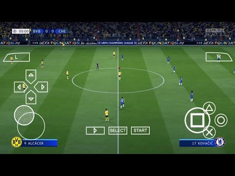 Download Download FIFA 21 PPSSPP Android Offline Best Graphics PS5