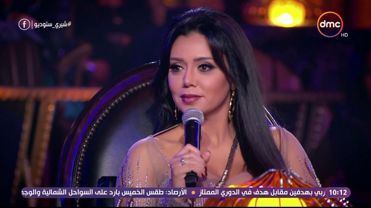 شيري ستوديو - النجمة / رانيا يوسف ... تتحدث عن بناتها