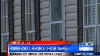 School Cop Rapes & Impregnates 14 Year Old Girl Twice