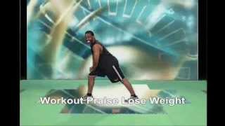 Workout Praise Lose Weight = Gospel Aerobics