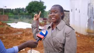 ENKAAYANA KU TTAKA: Nancy Kalembe alumiriza poliisi okwekobaana