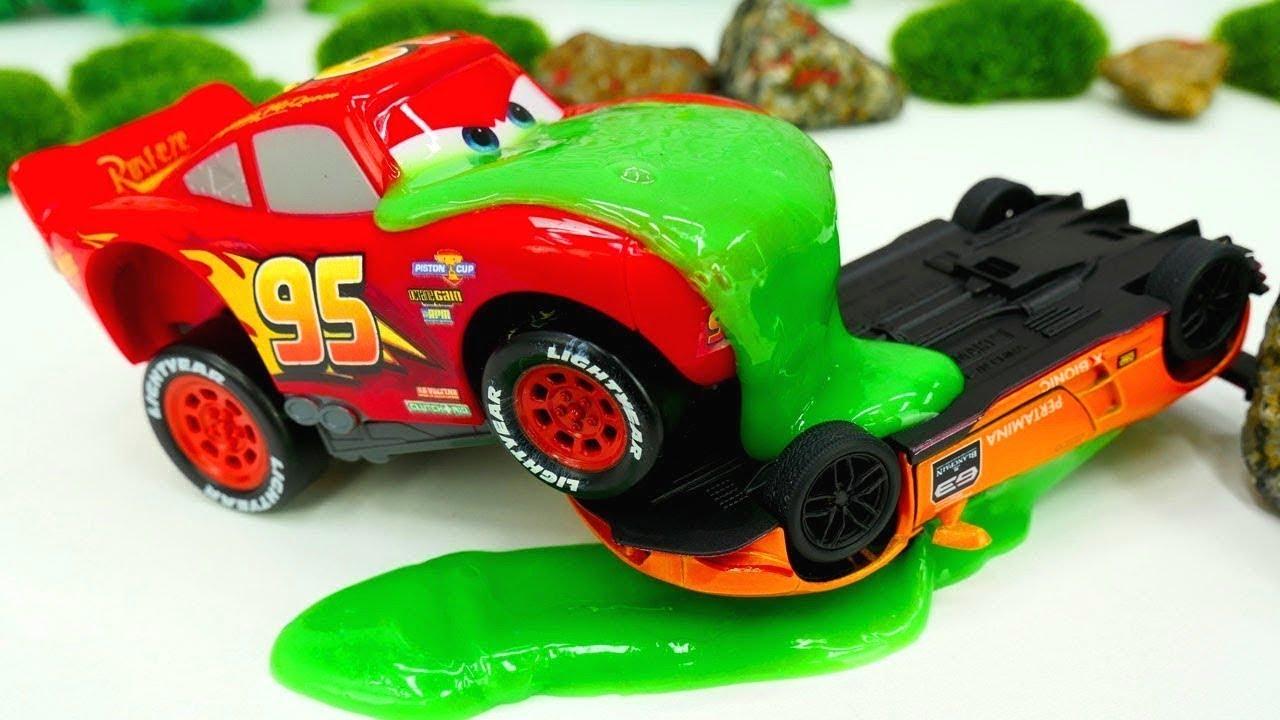disney cars 3 lightning mcqueen cars race cars for kids cars toys videos for kids