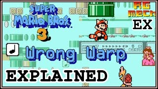 Super Mario Bros. 3 - Wrong Warp