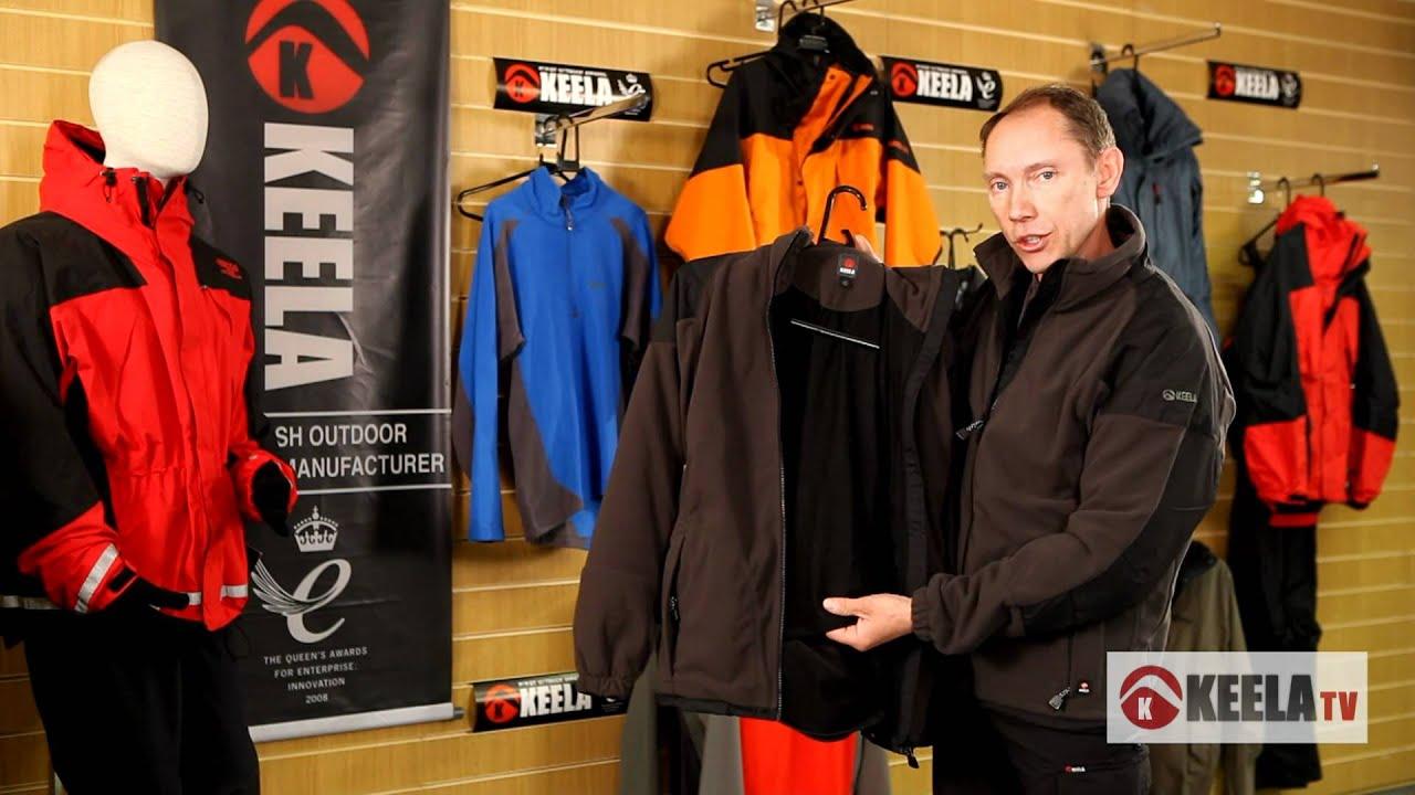 Keela Genesis Jacket