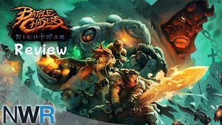 Battle Chasers: Nightwar (Switch) Review (Video Game Video Review)