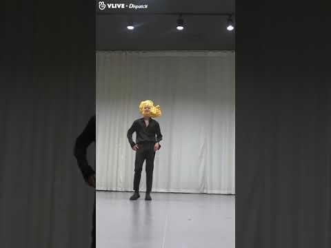 [세븐틴/호시] 붕어빵모자(?)쓰고 New Choreographer 추는 호시