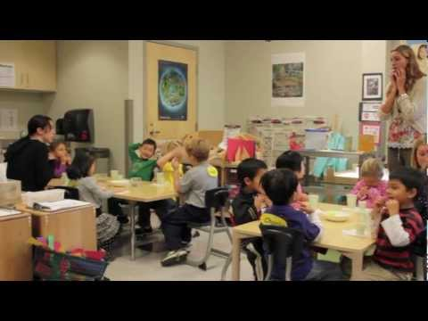 Click to play video B.S. Early Childhood Education