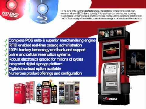 get a redbox machine
