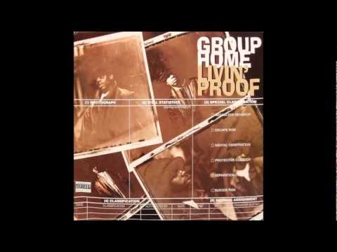 Group Home - 4give my sins