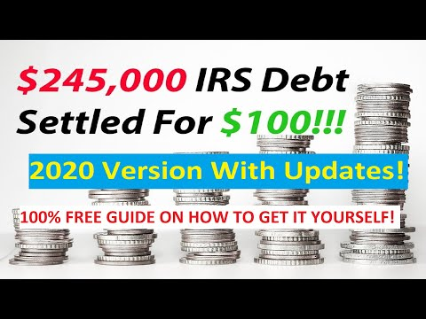 how-to-get-an-offer-in-compromise-from-the-irs---detailed-instructions-for-2020-version