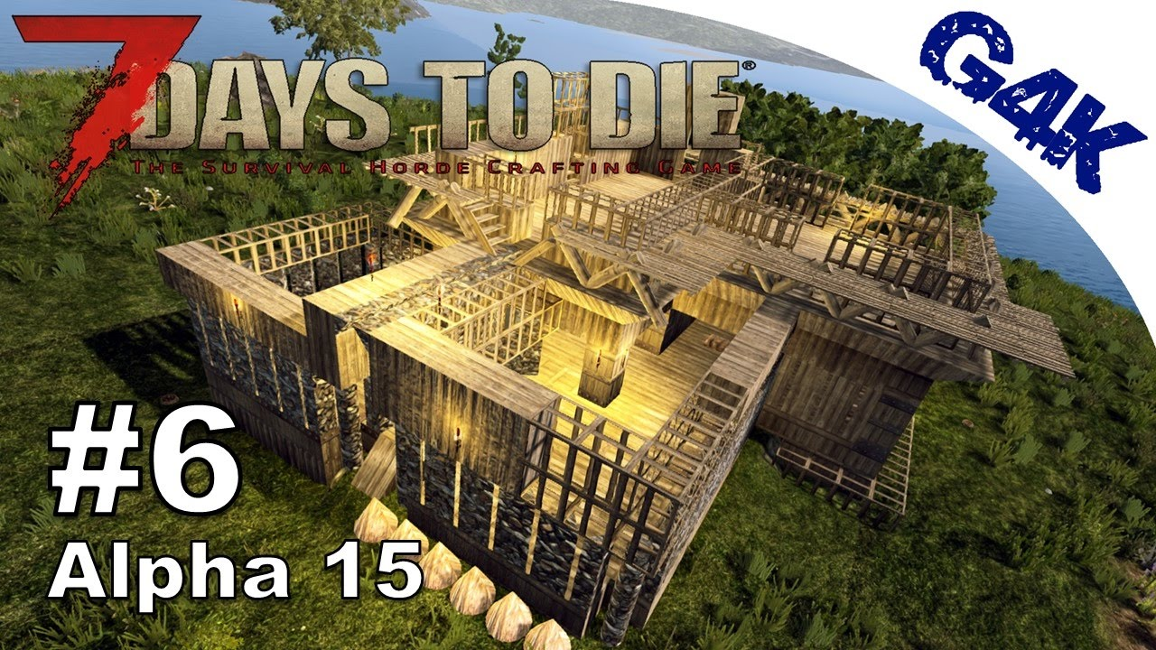 7 days to die murder hole design 7 days to die
