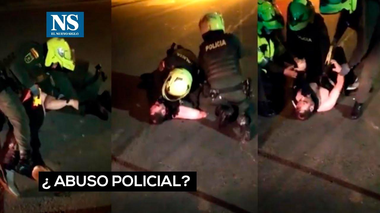 Bogotá sumergida en el caos por caso de Javier Ordóñez
