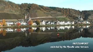 Scenic cruises / moselle river full hd