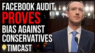 Tim Pool Facebook Audit Proves Bias Against Conservatives, Company Makes Changes