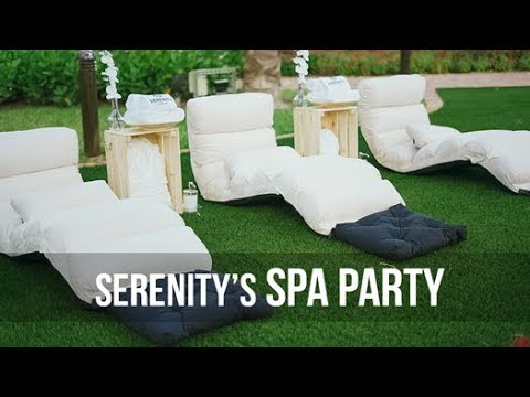 SPA PARTY by Serenity on demand