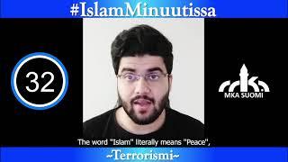 #IslamMinuutissa - Terrorism