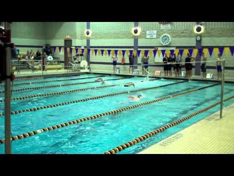 400 Free Realy Ballston Spa Boys Swimming vs. Saratoga