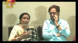 Asha Bhosle, Usha, Hridaynath & Adinath Mangeshkar Announce Dinanath Mangeshkar Awards 2016 Part  3