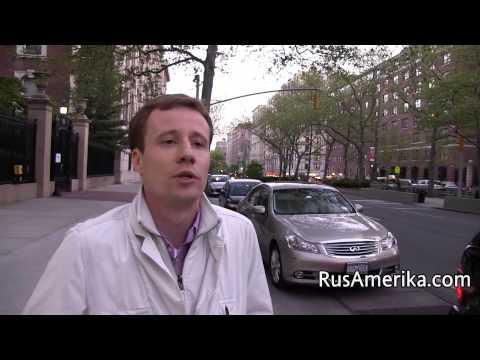 Russian Soul Mosha Columbia University