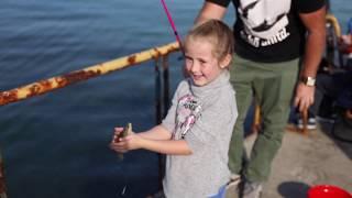 Севастопольская морская рыбалка для детей Акция добрых дел Жить сердцем