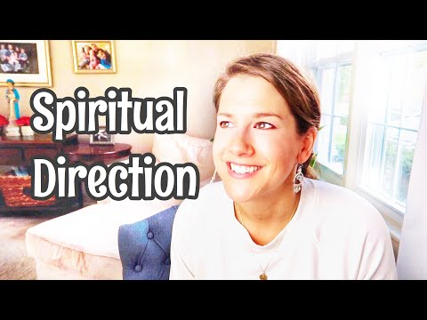 Finding a Spiritual Director