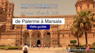 quoi voir en Sicile de Palerme à Marsala