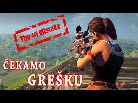 FORTNITE :: EP. 35 :: CEKAMO GRESKU - Fortnite Balkan (PC)