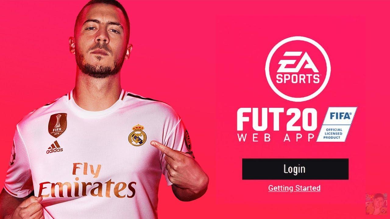 fifa 20 web app - 9 часов