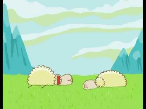 AvezVous Déjà Vu ..? E015  Des Moutons Qui Organisent un PiqueNique
