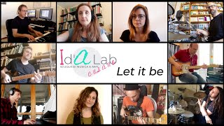 "Incontro d'Arti Lab in ""Let it be"""