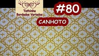 BORDADO ORIENTAL / SASHIKO EMBROIDERY PARA CANHOTOS