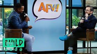 "Alfonso Ribeiro Talks Hosting Season 29 Of ""AFV"""