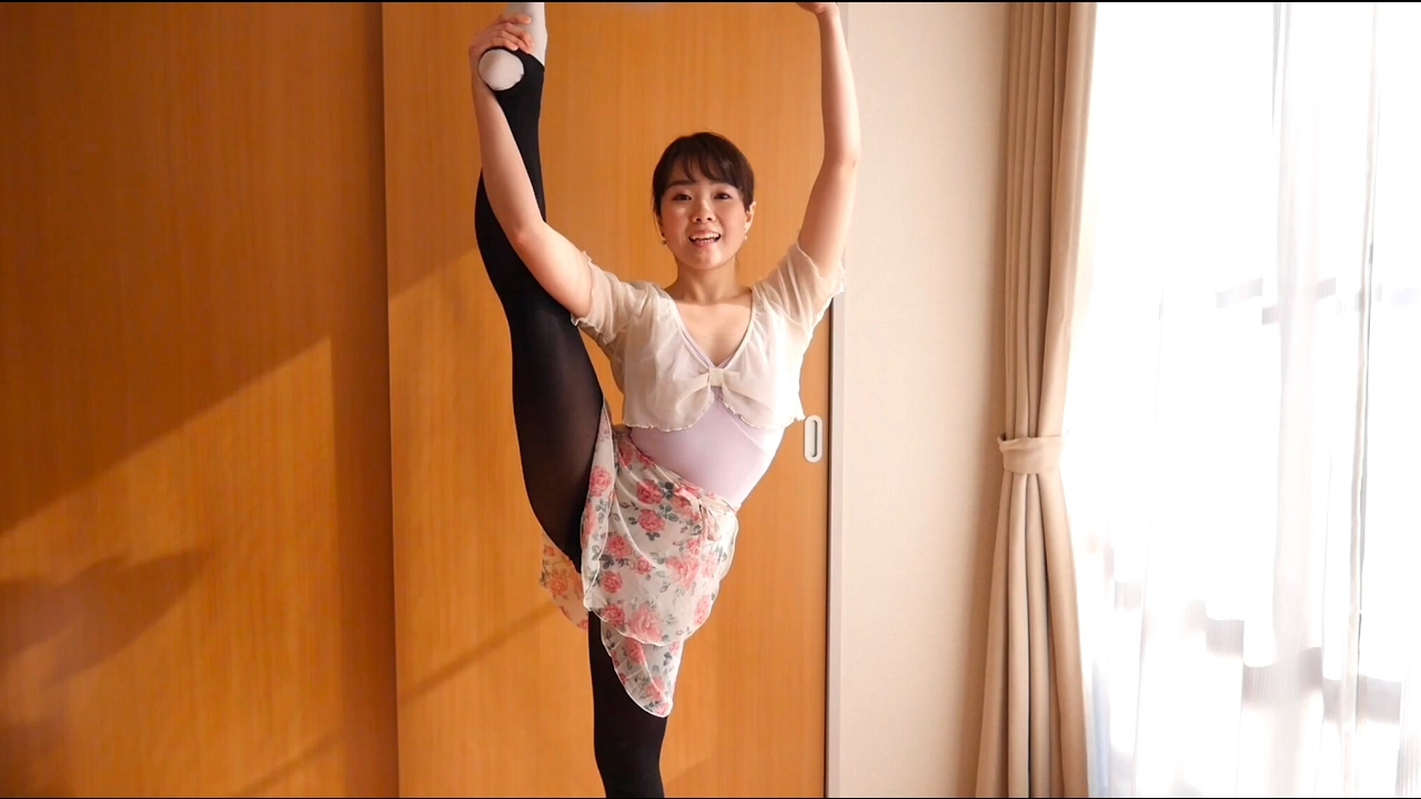 y字バランス Y字バランスを高める3つのコツ How to improve standing side splits
