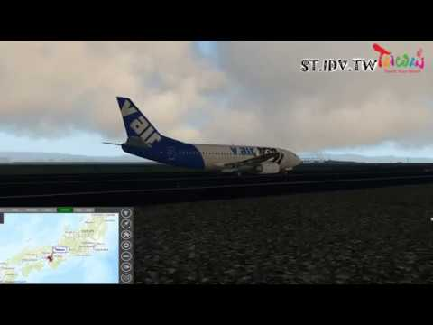 X-Plane 11  IXEG 737 Classic V1.1 関西国際空港/かんさいこくさいくうこう RJBB ✈ 富山空港/とやまくうこうRJNT Live HD #323
