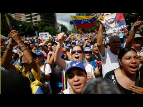 100 days of anti-government protests in Venezuela
