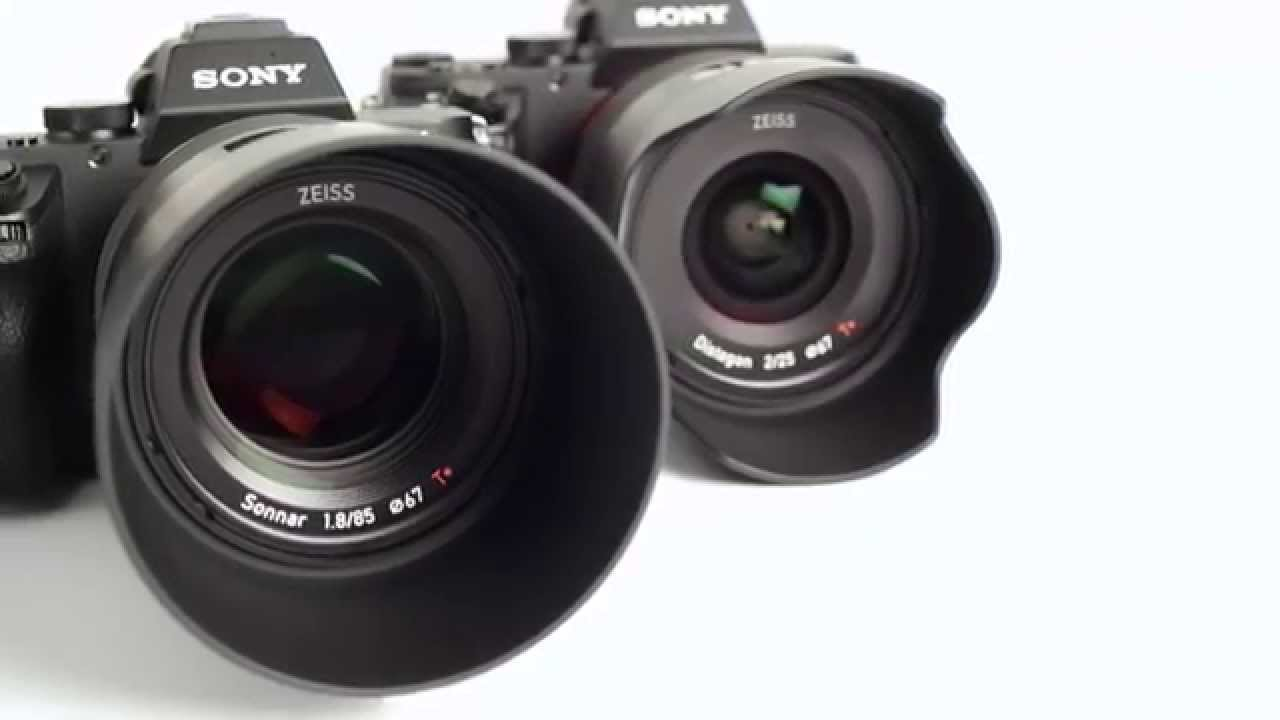 Carl Zeiss Lenses - ZEISS Batis 2/25 and 1 8/85 (English)