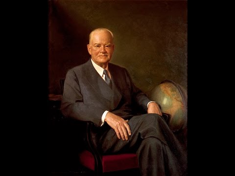 """Reel America Preview: """"A Conversation with Herbert Hoover"""" - 1960"""