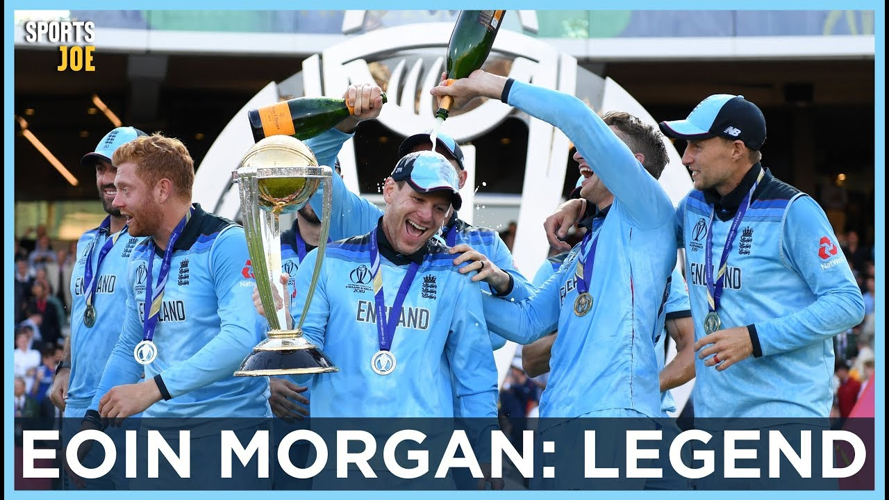 Eoin Morgan | From Rush to Ireland Cricket to lifting the World Cup with England