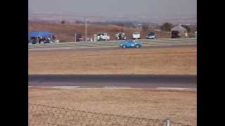 Fossa Ford Anglia Lap 1 Zwartkops Raceway