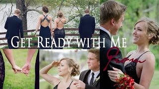 Get Ready With Me | Prom 2k14
