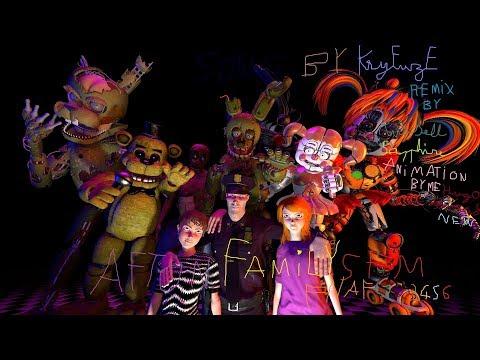 afton family remix (sfm fnaf 1,2,3,4,5,6)