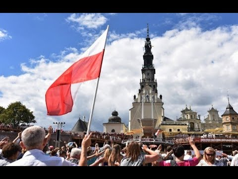 POLAND, 26 Aug. 2017 * The nation officially renews its oath to Mother of God The Queen of Poland